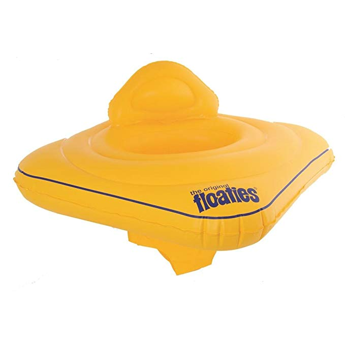 The Original Floaties - Floaties Swim Seat Medium - Suitable for Ages 1-2 (Approximately 24lbs to 33lbs)