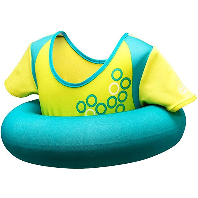 SwimWays Corp. Swim Sweater Lime