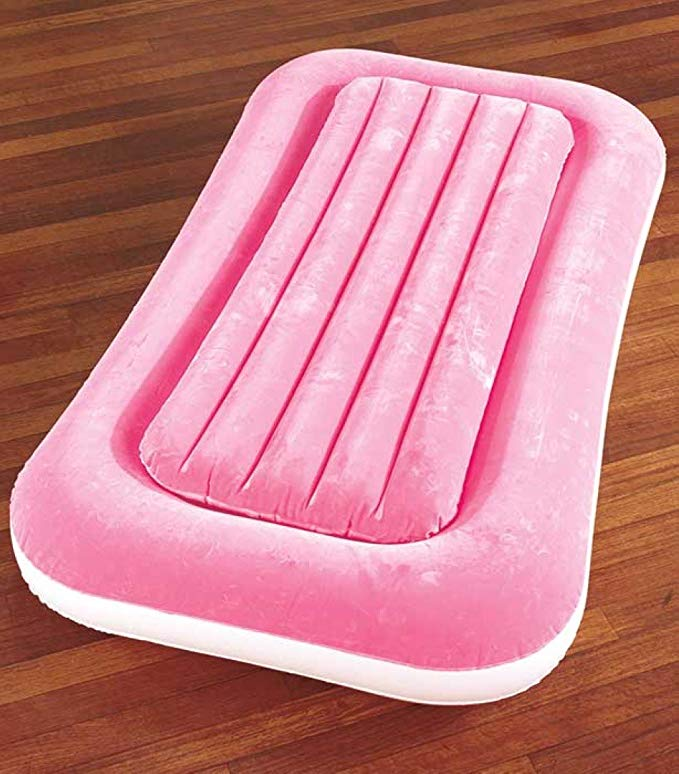 52x30 Pink Inflatable Kiddie Beds by GetSet2Save