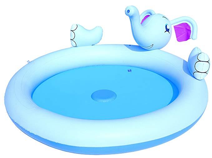H2OGO! Interactive Elephant Sprinkler Play Pool