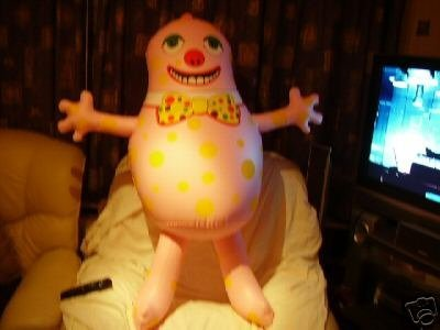 Pms 48 Inch Inflatable Mr.blobby (in11)
