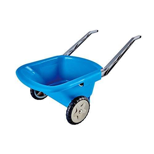 Hape Kids Beach and Garden Wheelbarrow, Blue