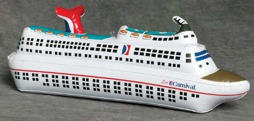 Carnival Ship Inflatable SKU#484741-4