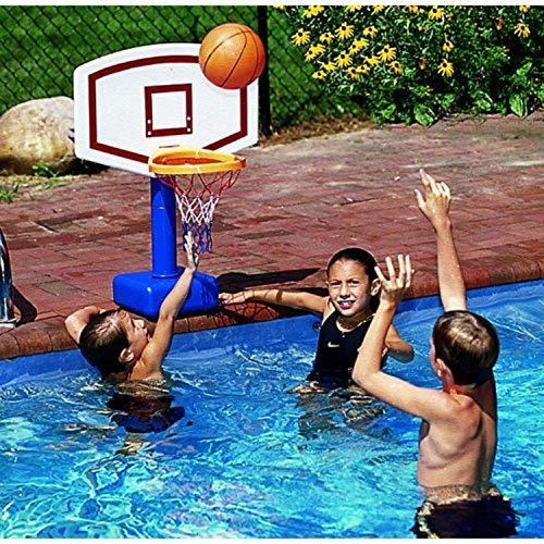 Water Sports Jammin' Basketball Poolside Swimming Pool Game
