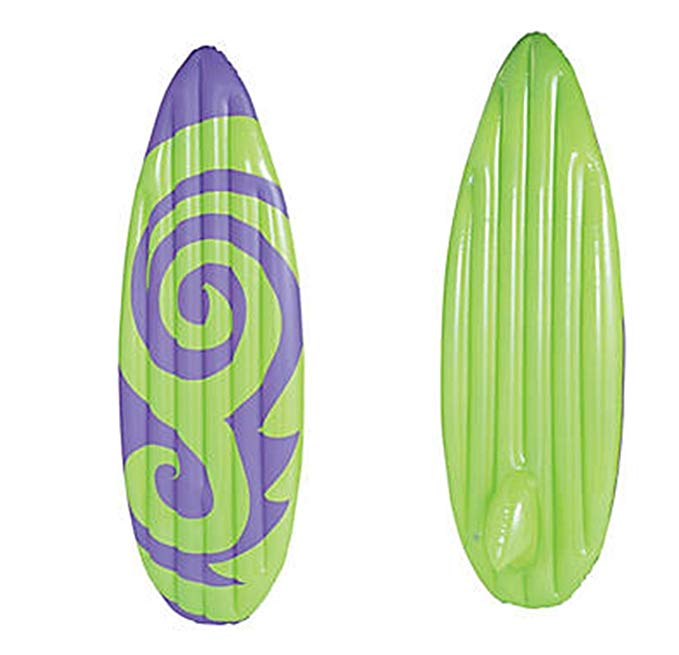 5 foot Large Tiki Surfboard Inflate -(ONE)