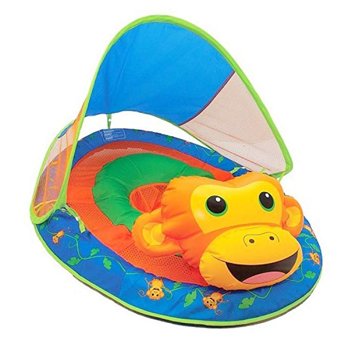 Swimways Corp. Baby Spring Float Amimal Friends 11682-mk