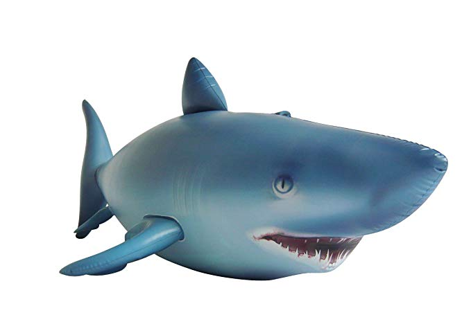 Jet Creations Shark Inflatable