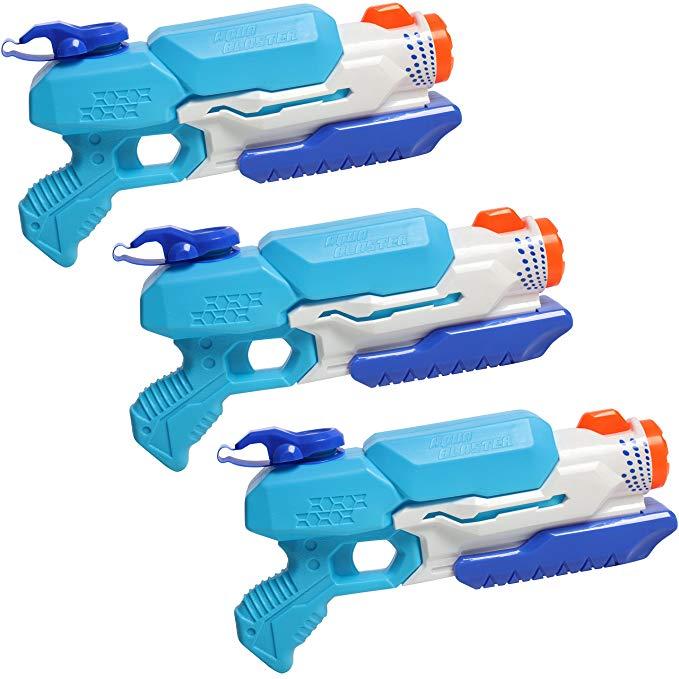 Top Right Water Gun Blaster, Set of 3 12