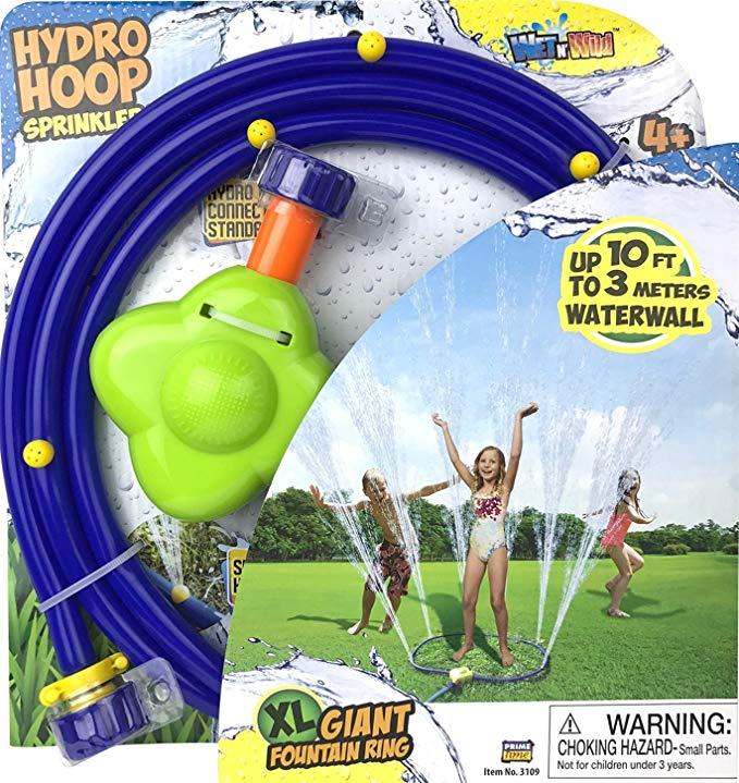 Wet 'n Wild Kids Hydro Hoop Sprinkler Ring