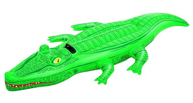Bestway H2OGO! Crocodile Rider Inflatable Pool Float