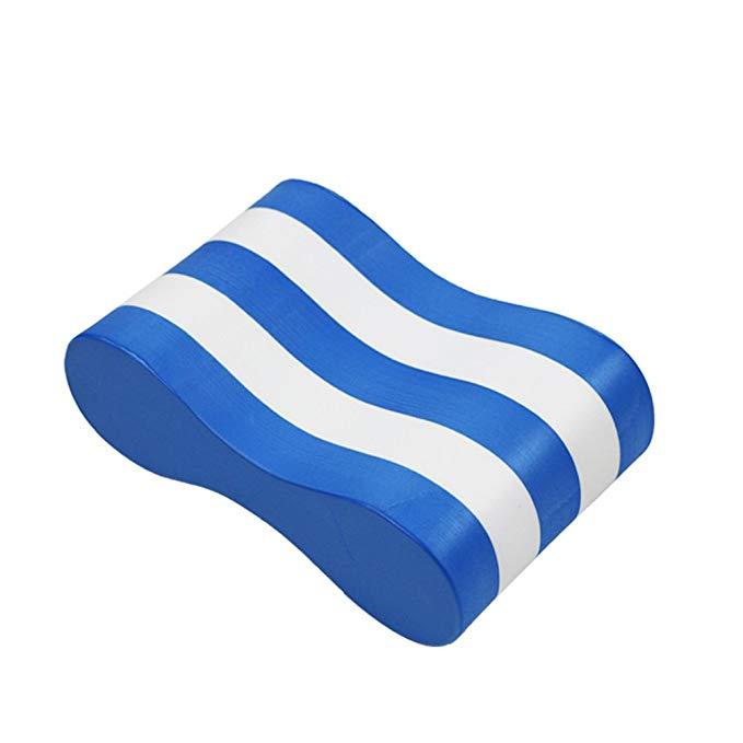 RUNACC Pull Buoy Portable Swim Pull Float Ergonomic Swimming Leg Buoys for Adults and Kids