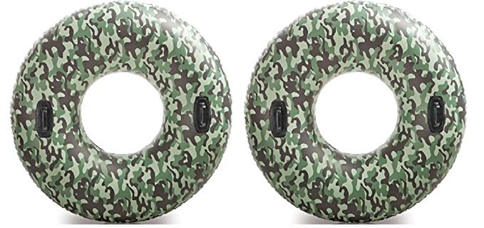 Camo Inner Tube (Set of 2)