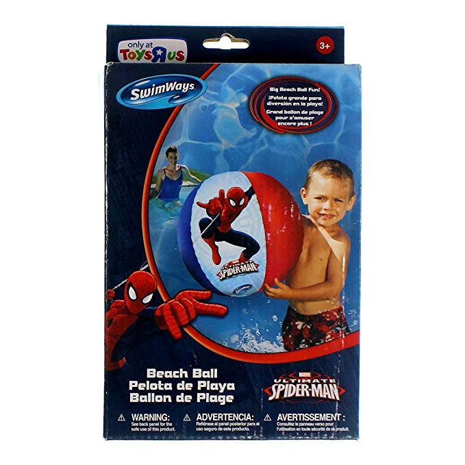 Marvel Ultimate Spider-Man Beach Ball