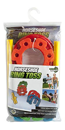 Water Sports Horseshoe Ring Toss