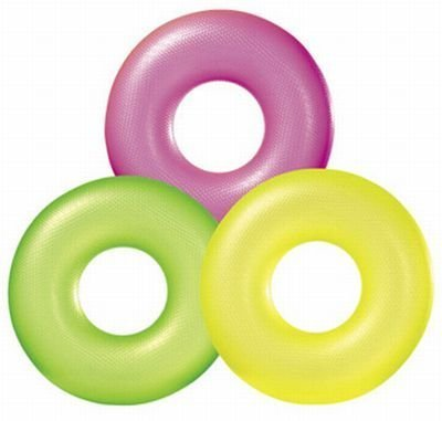 Swim Ring Neon 36