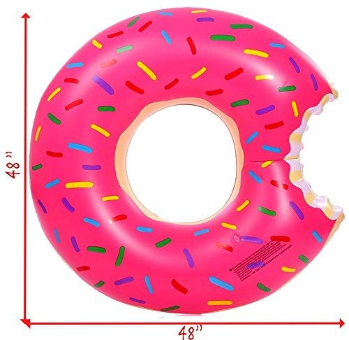 Dreambuilder Inflatable Pool Toys (Donut)