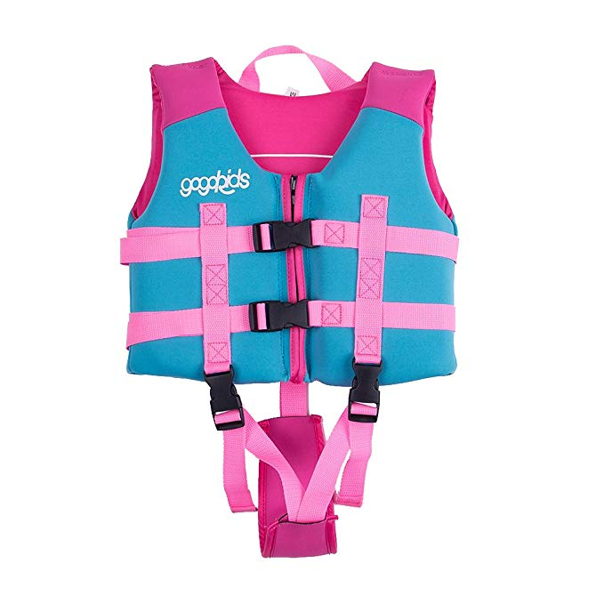 Sundwsports Children Float Vest Kids Swimming Training Jacket Learn to Swim for Girls