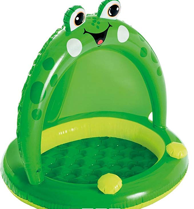 Intex Pool Frog Baby Pool -40