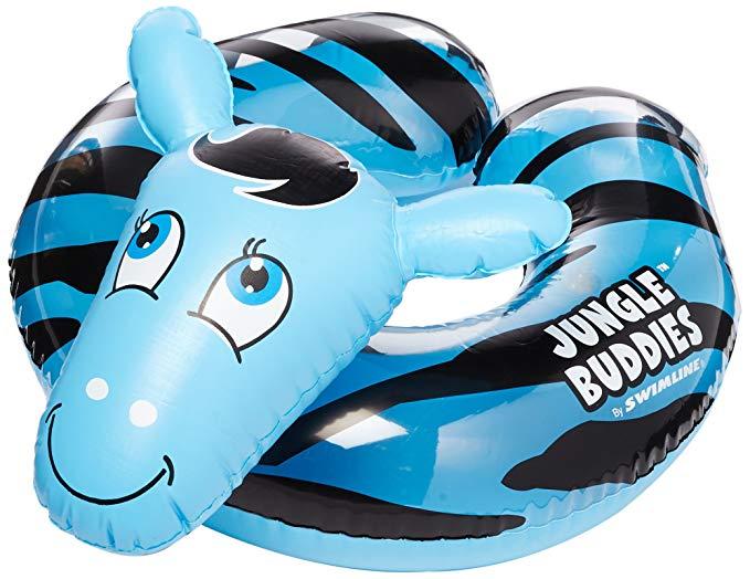 Swimline Safari Buddies Assorted Jumbo Pool Float Ring