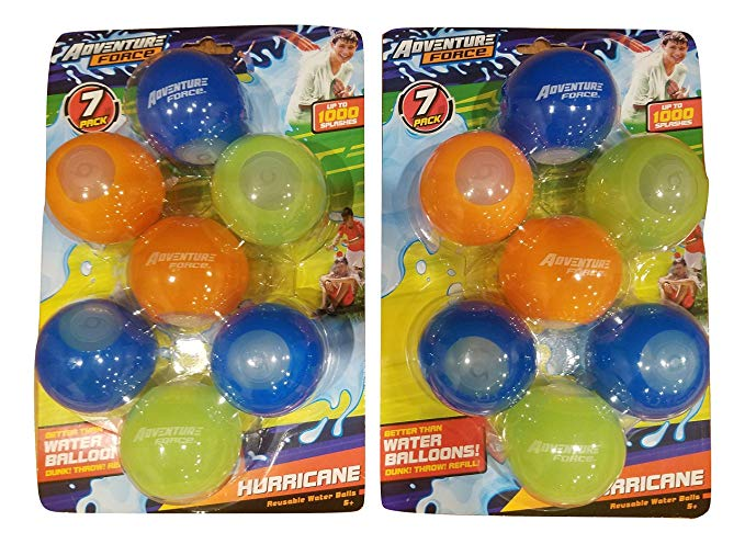 Reusable Water Balloons Bundle - 2 Pack